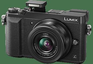 PANASONIC Systemkamera Lumix DMC-GX80 schwarz mit Objektiv Lumix G Vario 12-32mm ASPH OIS - Ausstellungsstück