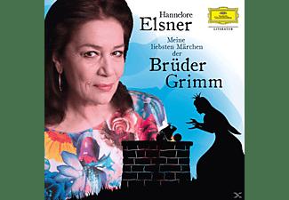 Hannelore Elsner - Meine Liebsten Märchen Der Gebrüder Grimm  - (CD)