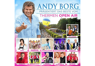 VARIOUS - Andy Borg präs.das Thermen Op - (CD)