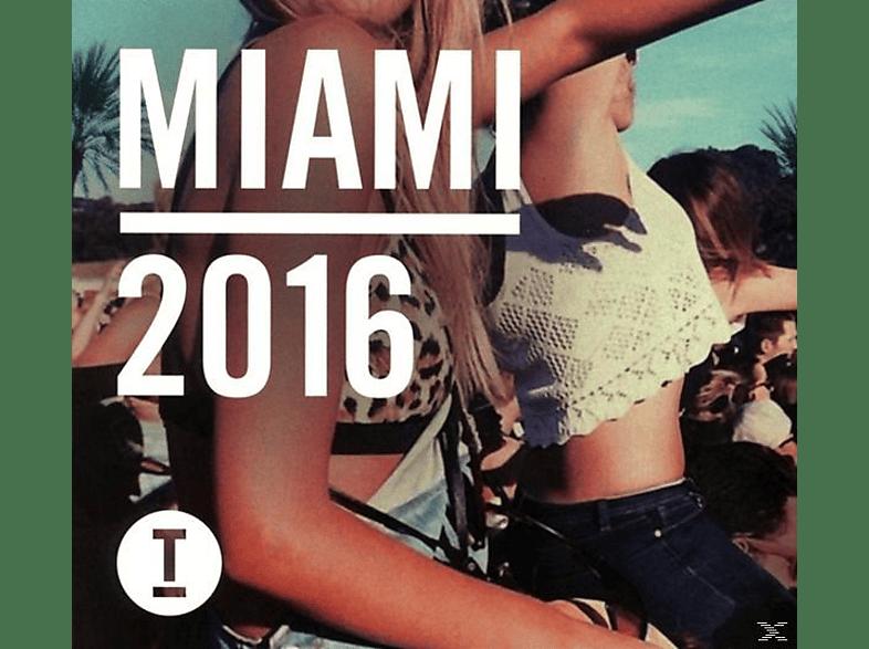 VARIOUS - Toolroom Records Miami 2016 (Mixed) [CD]