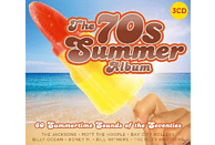 VARIOUS - The 70's Summer Album [CD]