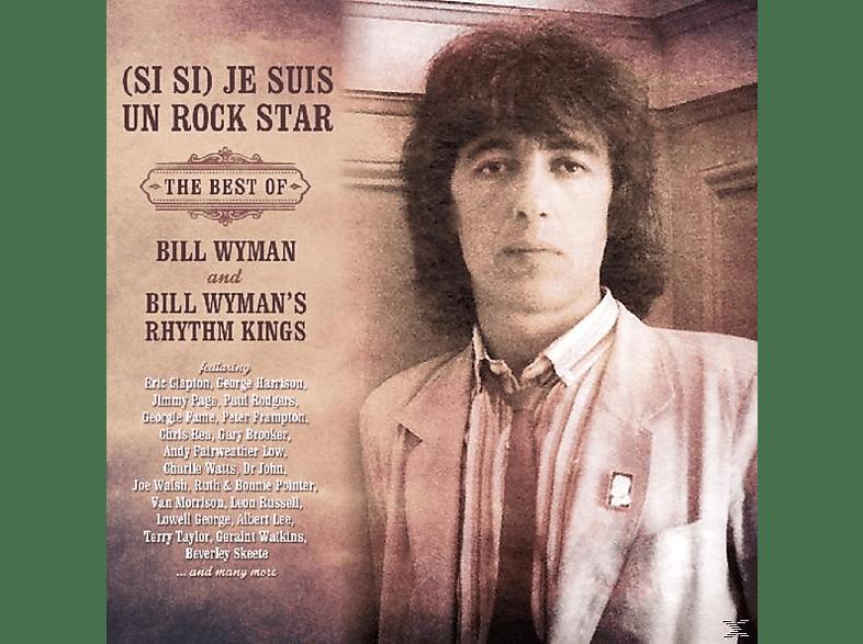 Billy Wyman And The Wyman's Rythm Kings - Si Si Je Suis Un Rockstar [CD]