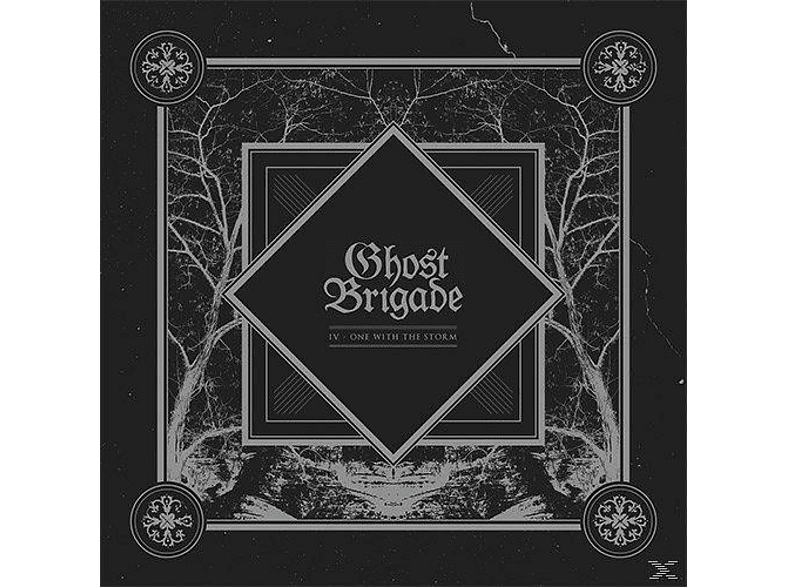 Ghost Brigade - Iv-One With The Storm (Ltd.Blue Transparent Dou [Vinyl]