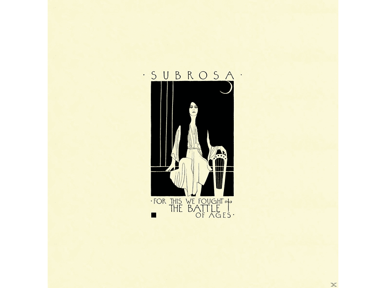 Subrosa - For This We Fought The Battle For Ages (Double Vin [Vinyl]