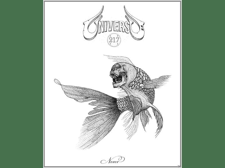 Universe217 - Never (Clear Vinyl, 180g) [Vinyl]