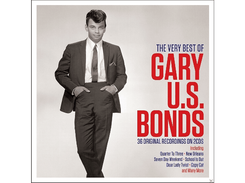 Gary U.S. Bonds - Very Best Of [CD]