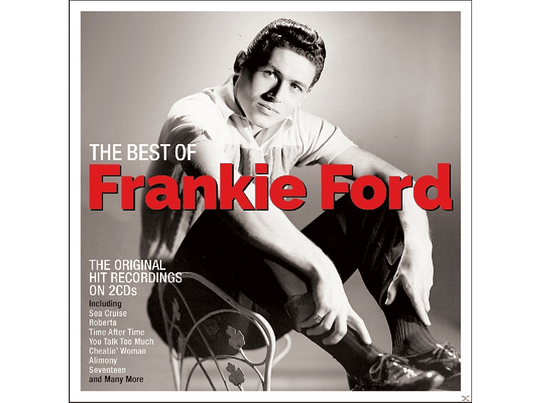 Frankie Ford - Best Of [CD]