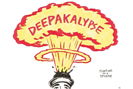 Deepakalypse - Floating On A Sphere [CD]