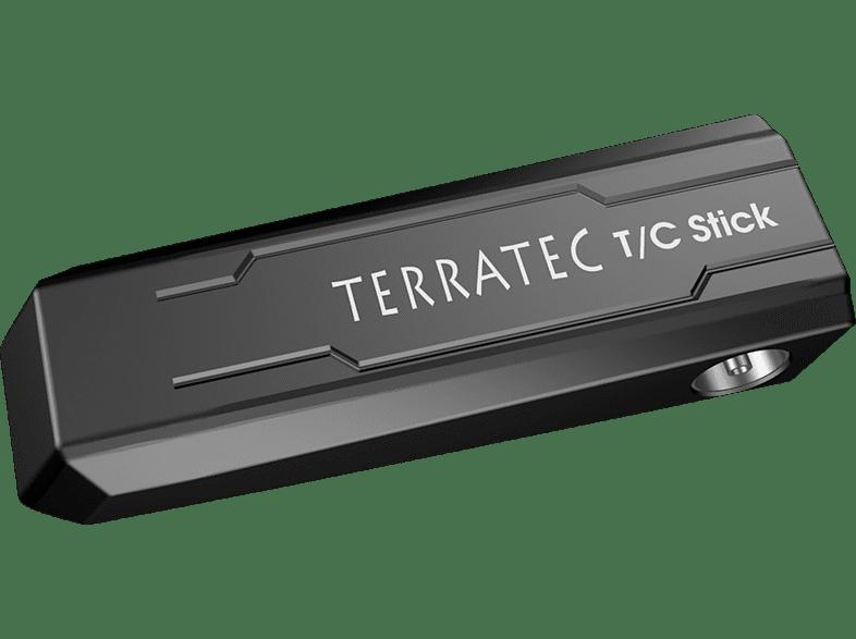 TERRATEC CINERGY T/C Stick DVB-T/DVB-C Stick, Schwarz