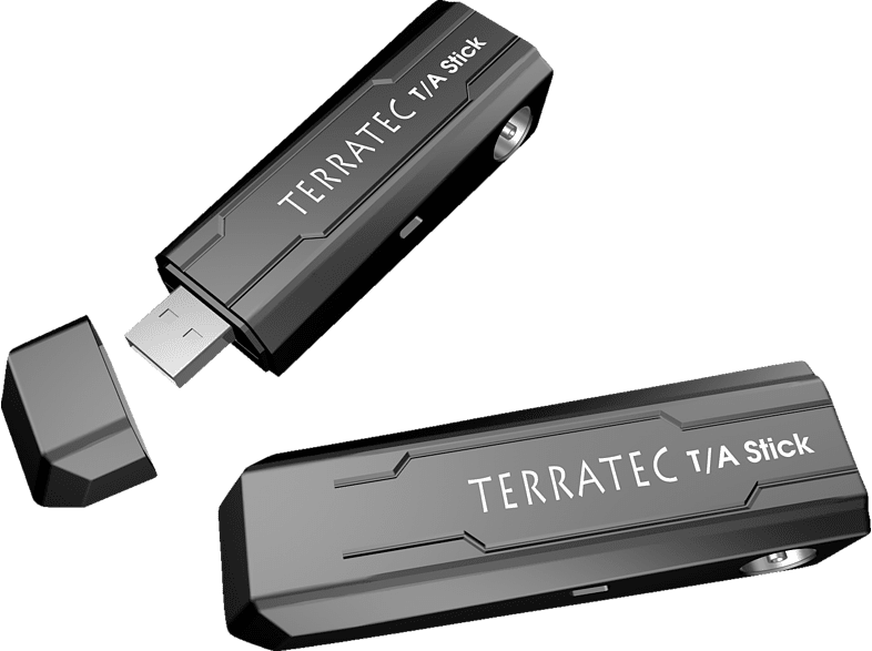 TERRATEC CINERGY T/A Stick TV-Stick, Schwarz