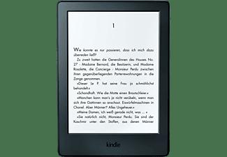 KINDLE (Version 2016) Ebook Reader mit Spezialangeboten  4 GB E-Book Reader Schwarz