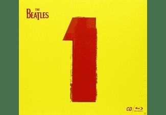 The Beatles - 1 (CD + Blu-ray Limited Digipack)  - (Blu-ray + CD)