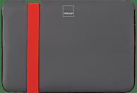 ACME MADE Skinny Sleeve M Notebookhülle, Sleeve, 14 Zoll, Grau/Orange