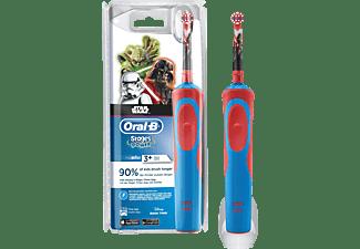 ORAL-B Stages Power Star Wars elektrische Zahnbürste für Kinder Blau/Rot