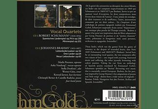 VARIOUS - Vocal Quartets  - (CD)