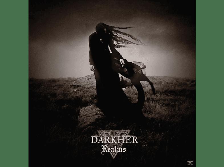 Darkher - Realms (Ltd.Hardcover-Buch,48seitig,18x18 CM In [CD]