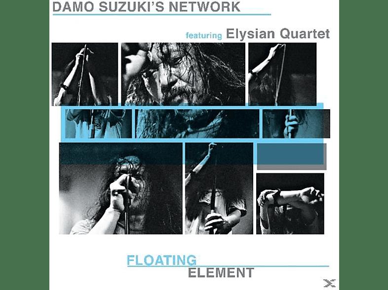 Damo Suzuki's  Network Feat Elysian Quartet - Floating Element [CD]