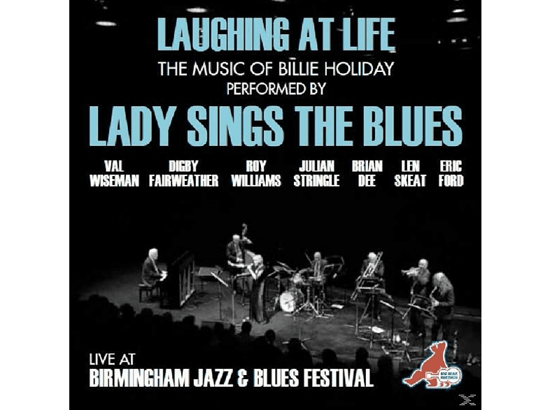 Lady Sings The Blues - Laughing At life [CD]