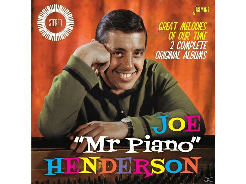 Joe Mr. Piano Henderson - Great Melodies Of Our Time [CD]