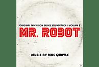 Mac Quayle - Mr.Robot-Season 1/OST Vol.2 (2LP) [Vinyl]