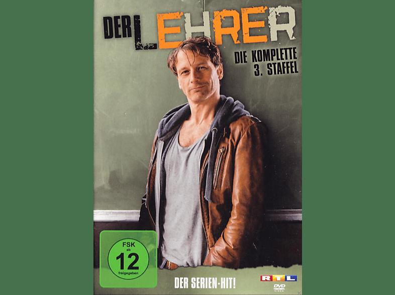 Der Lehrer - Die komplette 3. Staffel [DVD]