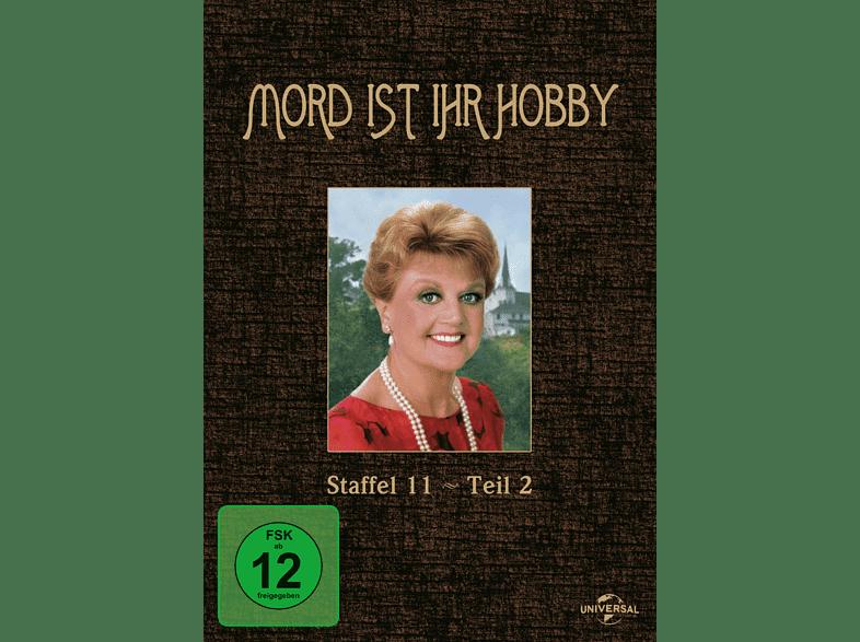 Mord ist ihr Hobby - Staffel 11.2 [DVD]