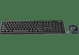 LOGITECH Wireless Combo MK270 Tastatur + Maus (920-004511)