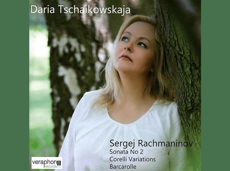 Daria Tschaikowskaja - Daria Tschaikowskaja spielt Rachmaninov [CD]