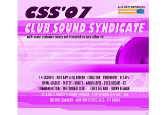 VARIOUS - CSS  07-Club Sound Syndicate  - (CD)