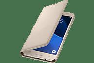 SAMSUNG EF-WJ510PFEGWW , Bookcover, Samsung, Galaxy J5 (2016), Kunstleder, Gold