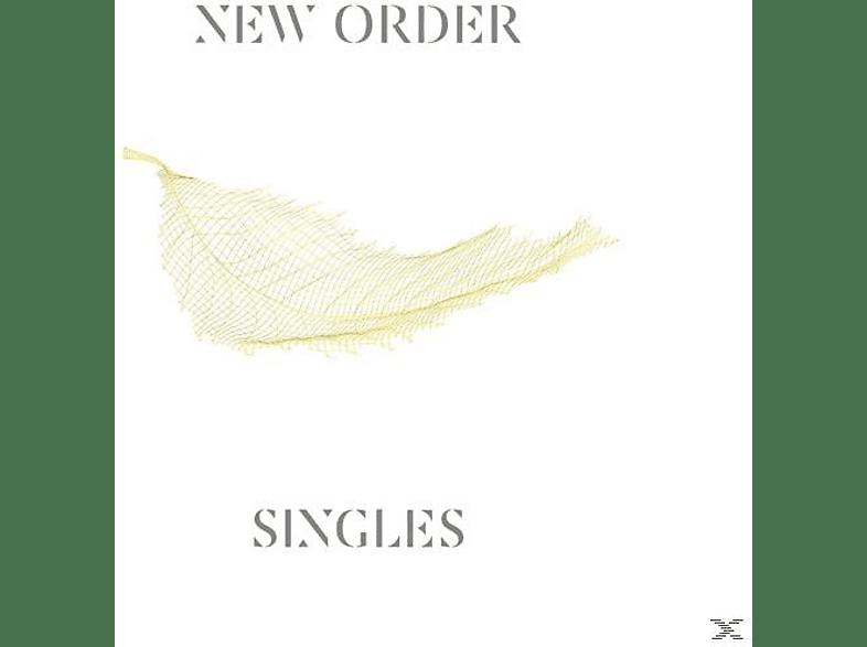 New Order - Singles [CD]