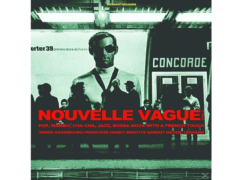 VARIOUS - Nouvelle Vague (Part 2) [LP + Download]