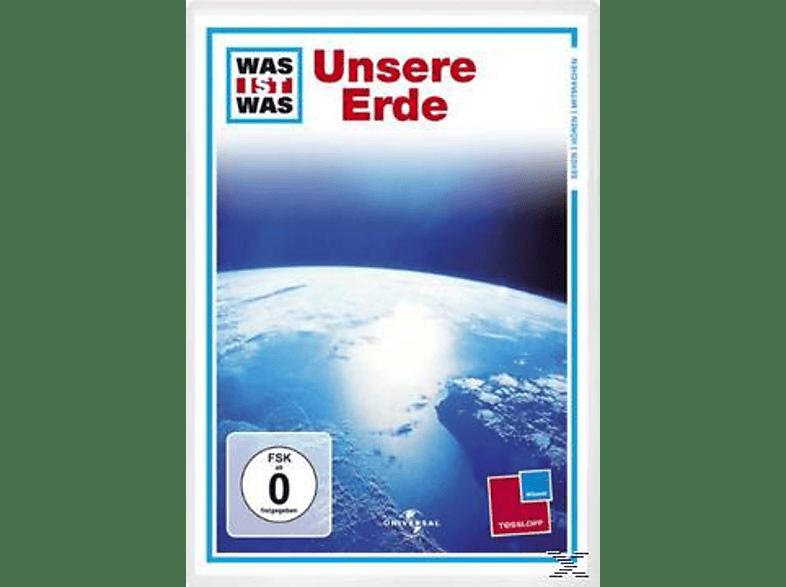 Was ist Was - Unsere Erde [DVD]