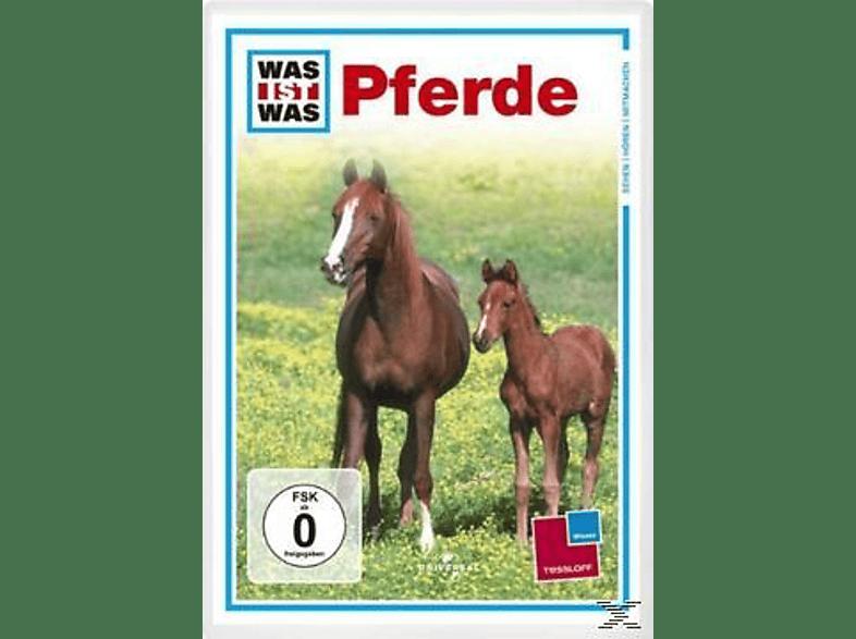 Was ist was TV - Pferde [DVD]