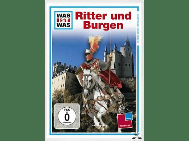 Was ist was - Ritter und Burgen [DVD]