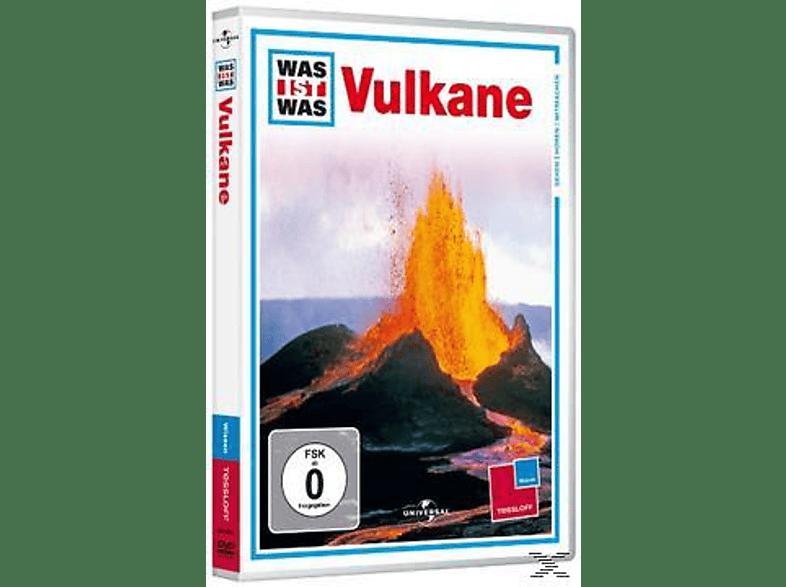 Was ist was - Vulkane [DVD]