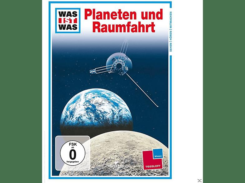 Was ist was: Planeten und Raumfahrt [DVD]