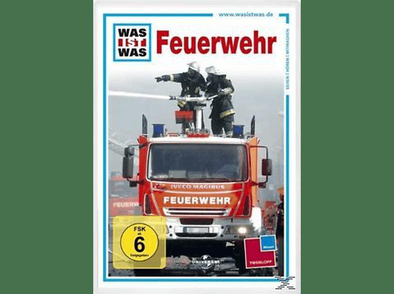 WAS IST WAS TV DVD: Feuerwehr [DVD]