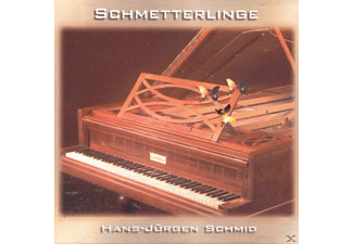 Hans Jürgen Schmid - Schmetterlinge  - (CD)