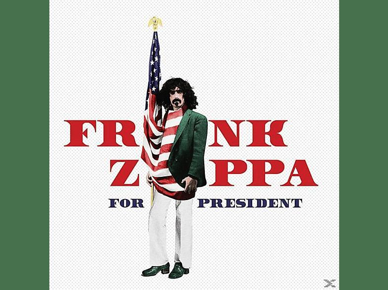 Frank Zappa - Frank Zappa For President [CD]