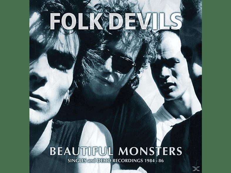 Folk Devils - Beautiful Monsters (Singles And Dem [CD]
