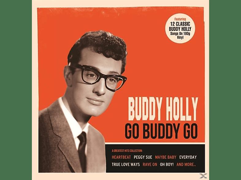 Buddy Holly - Go Buddy Go [Vinyl]