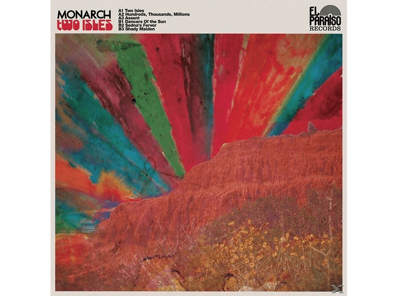 The Monarch - Two Isles [Vinyl]
