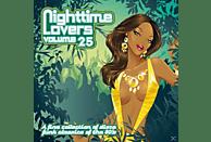 VARIOUS - Nighttime Lovers Volume  25 [CD]