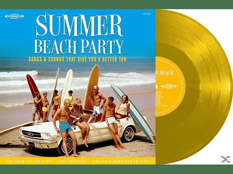 VARIOUS - Summer Beach Party [Vinyl]