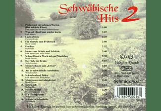 VARIOUS - Schwäbische Hits 2  - (CD)