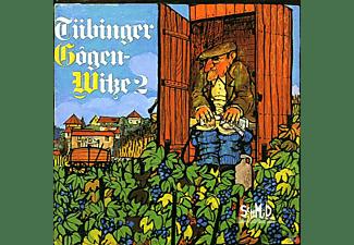 VARIOUS - Tübinger Gogenwitze 2  - (CD)