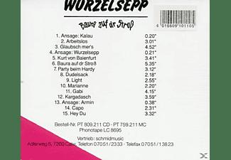 Wurzelsepp - Baura Auf DR Stross  - (CD)