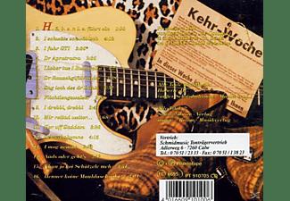 Hank Jr. Häberle - I Schwätz Schwäbisch  - (CD)