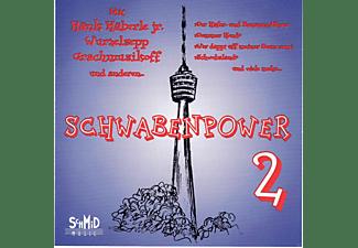 VARIOUS - Schwabenpower 2  - (CD)